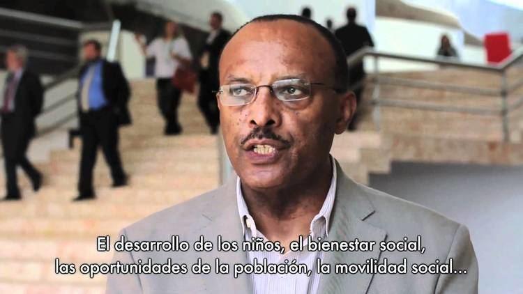 Tegegnework Gettu Entrevista a Tegegnework Gettu subsecretario general de PNUD para