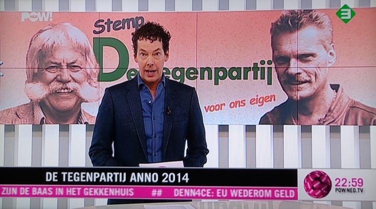 Tegenpartij PowNews 6 maart 2014 De Tegenpartij leeft Onafhankelijk Delft