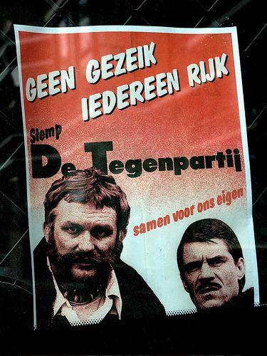 Tegenpartij Flickr photos tagged tegenpartij Picssr