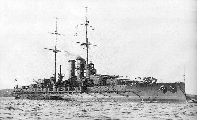 Tegetthoff-class battleship