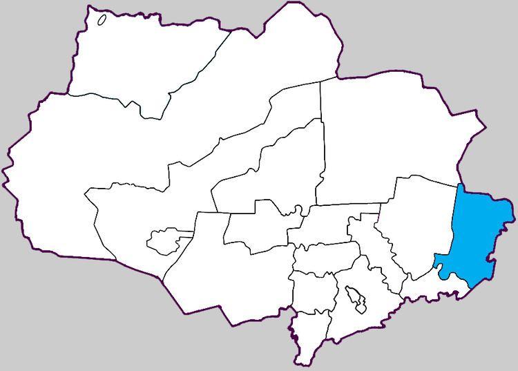 Teguldetsky District