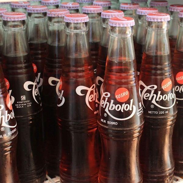 Teh botol Teh Botol Lovemarkscom Find Your Lovemark