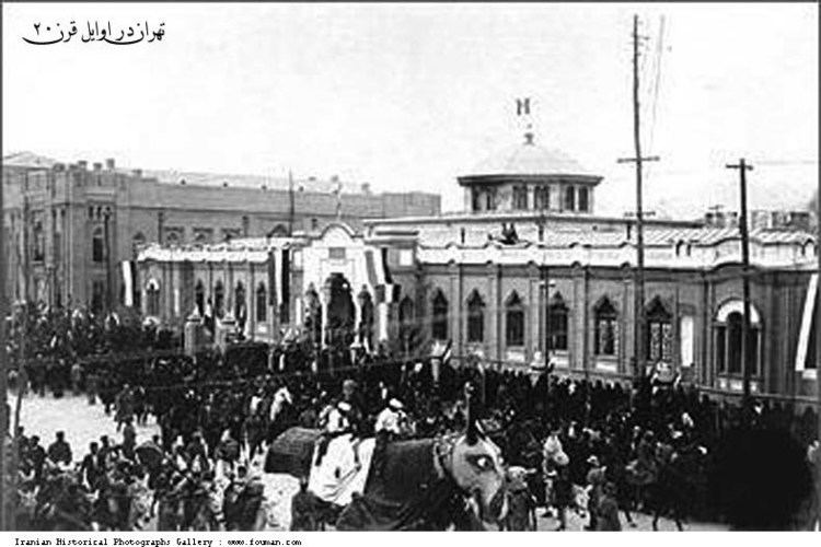 Tehran in the past, History of Tehran