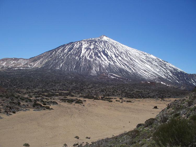 Teide httpsuploadwikimediaorgwikipediacommons55