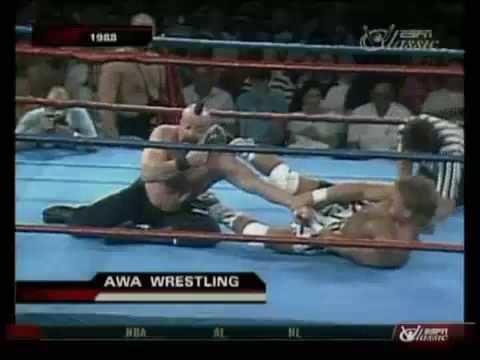 Teijo Khan Ricky Rice vs Teijo Khan Pt 1 AWA YouTube