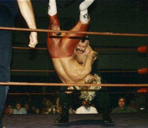 Teijo Khan Teijo Kahn Online World of Wrestling