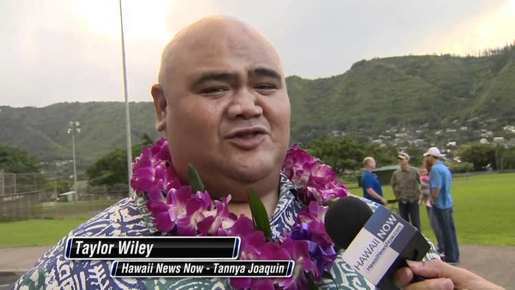 Taylor Wily Hawaii Five O Blessing Interview with Taylor Wiley YouTube