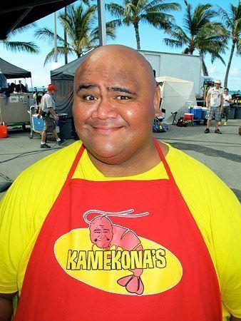 Teila Tuli Teila Tuli as Kamekona in Hawai50 The small screen