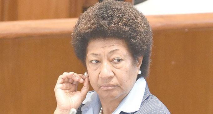 Teimumu Kepa FOCUS Ro Teimumu39s Days As Sodelpa Leader Numbered Fiji Sun
