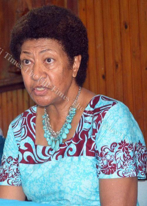 Teimumu Kepa Ready for criticism Fiji Times Online