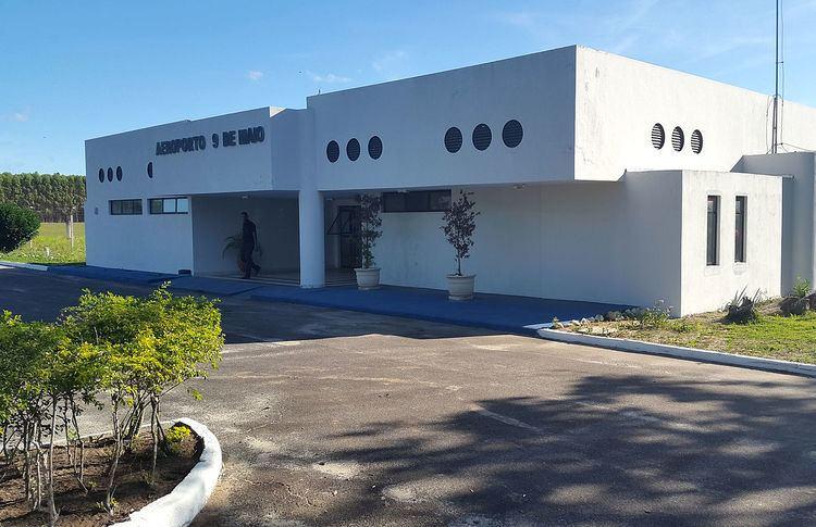 Teixeira de Freitas Airport