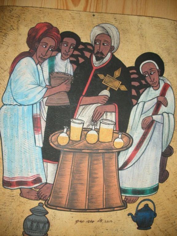 Tej T39ej The Ethiopian Honey Wine Ethiopian Food Mesob Across America