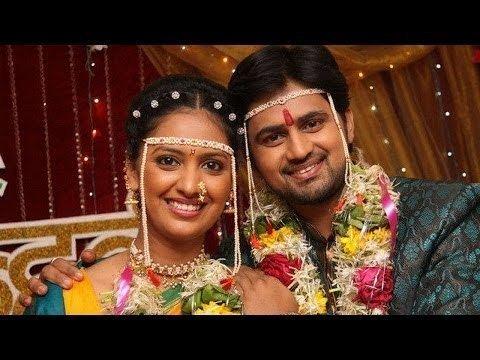 Tejashree Pradhan Ketkar Shashank Ketkar And Tejashree Pradhan Got Married