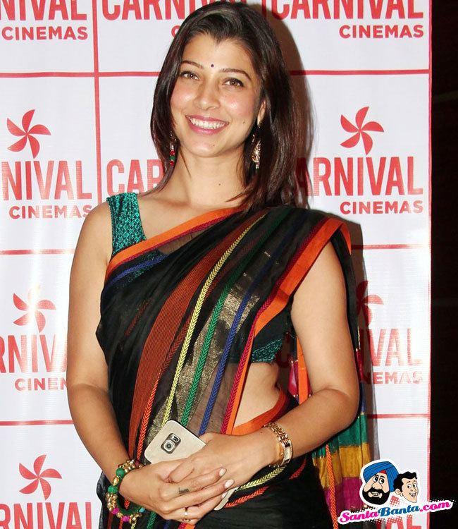 Tejaswini Pandit Premiere of Marathi Movie Welcome Zindagi Tejaswini