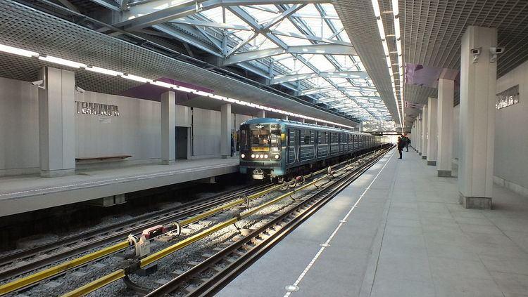Tekhnopark (Moscow Metro)