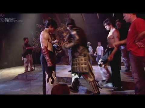 Tekken (2009 film) Tekken Movie Stunt Stars Discovery Part 2 YouTube