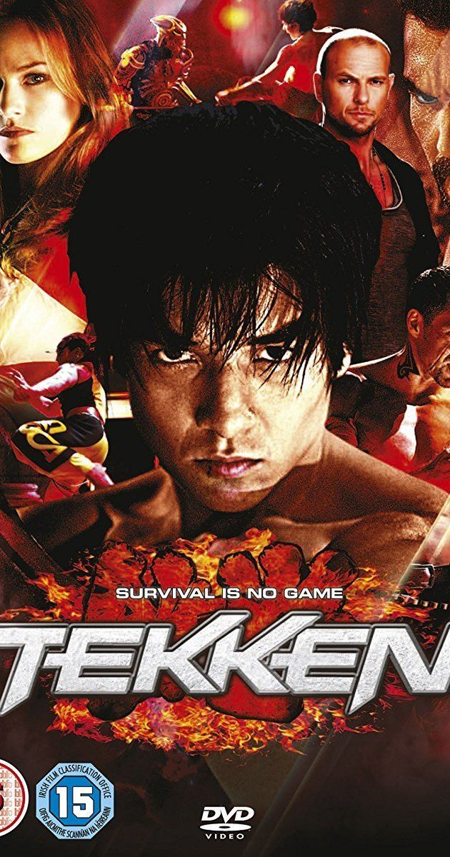 Tekken (2009 film) Tekken 2010 IMDb
