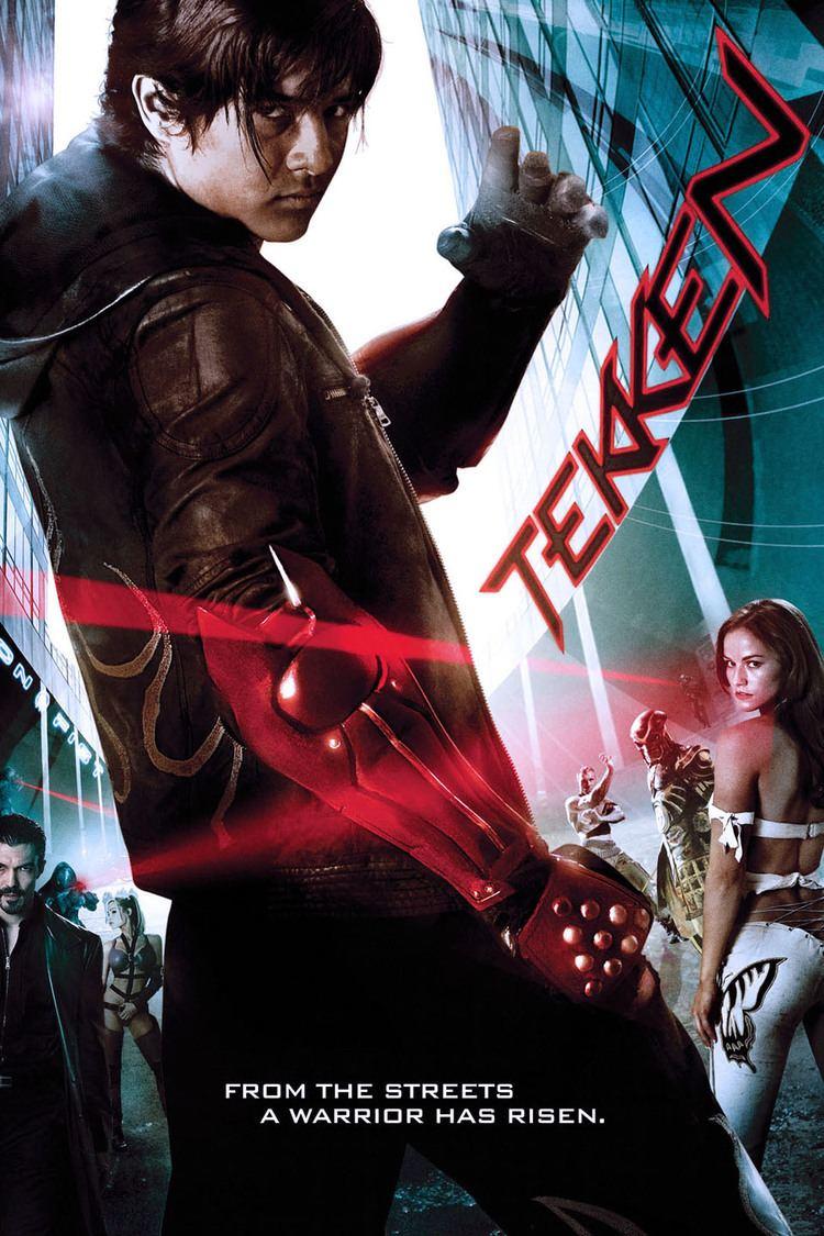 Tekken (2009 film) wwwgstaticcomtvthumbdvdboxart8588937p858893