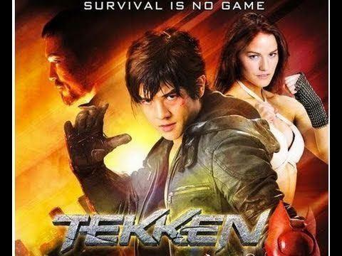 Tekken (2009 film) Tekken Official Movie Trailer YouTube