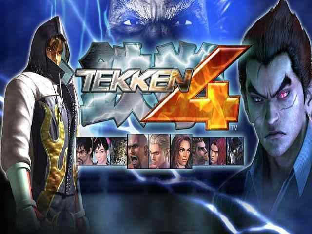 Tekken 4 Tekken 4 Game Free Download Full PC