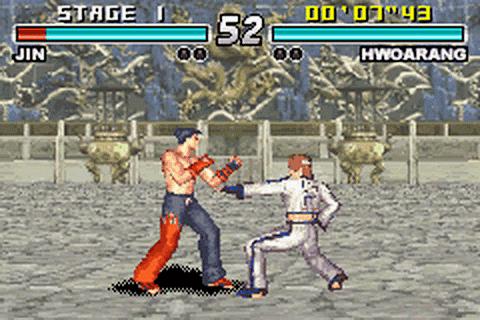 Tekken Advance Play Tekken Advance Nintendo Game Boy Advance online Play retro