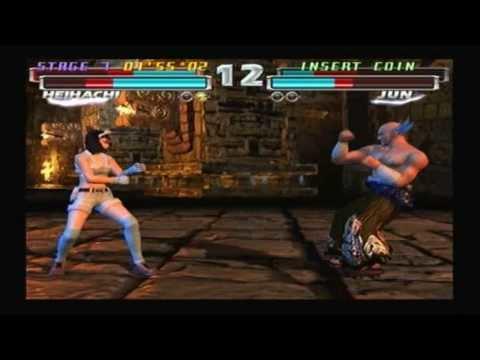 Tekken Tag Tournament Tekken Tag Tournament PS2 YouTube