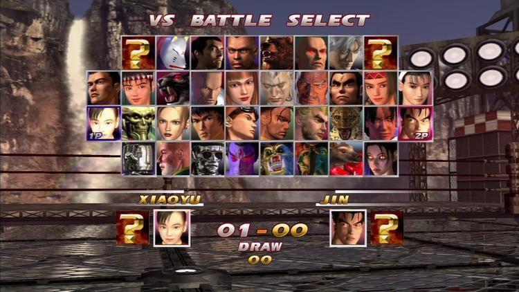 Tekken Tag Tournament Tekken Tag Tournament Japan v300 ISO lt PS2 ISOs Emuparadise