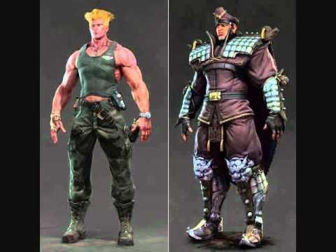 Tekken X Street Fighter Tekken X Street Fighter New Screens YouTube