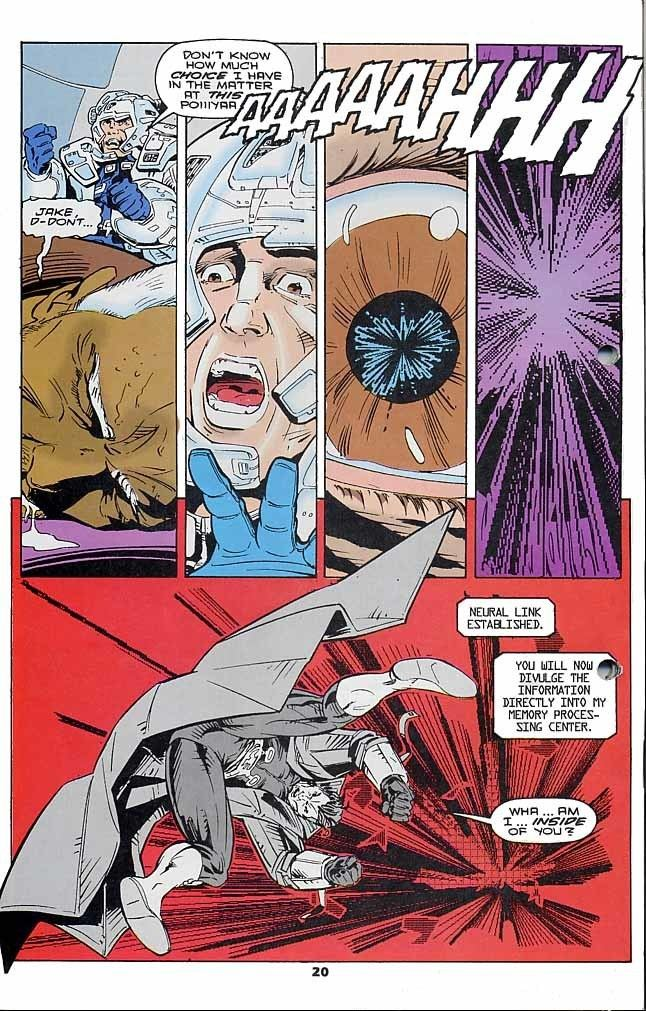 TekWorld LEE SULLIVAN ART comics