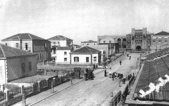Tel Aviv in the past, History of Tel Aviv