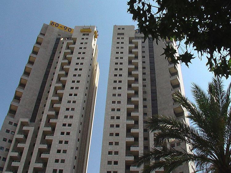 Tel Aviv Towers