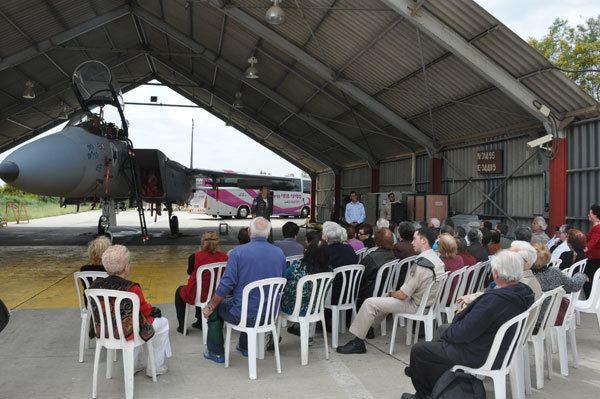 Tel Nof Airbase FileFlickr Israel Defense Forces IDF Combat Pilots Host