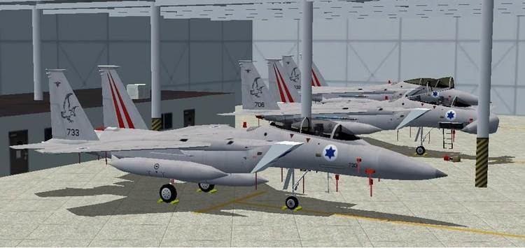 Tel Nof Airbase Israeli AF Part 6 Tel Nof Air Base