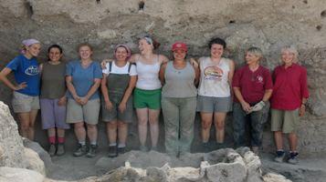 Tel Rehov Tel Rehov Israel Find a Dig