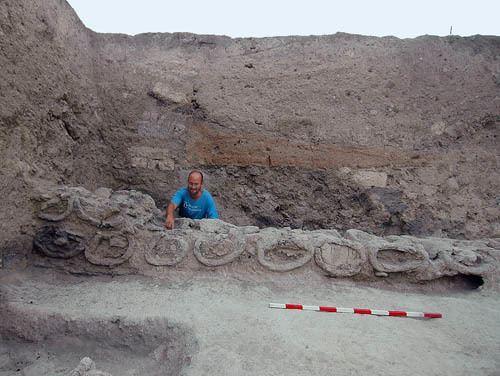 Tel Rehov Excavation begins today at Tel Rehov Ferrell39s Travel Blog