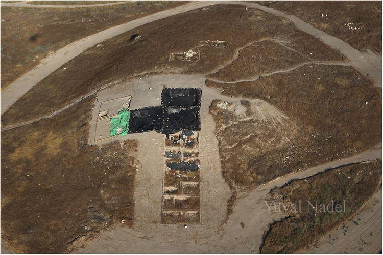 Tel Zayit Yuval Nadel Photagraphy Archaeology