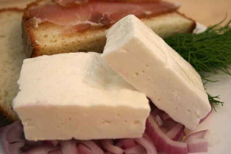 Telemea Romanian Food For Foreigners Telemea de vaca