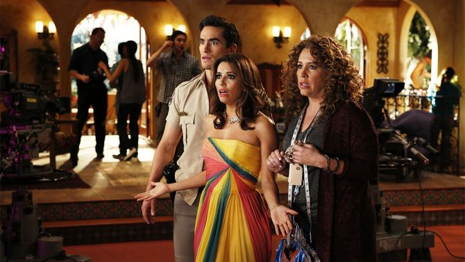 Telenovela (TV series) NBC Cancels Eva Longoria39s 39Telenovela39 and 39Crowded39 After First