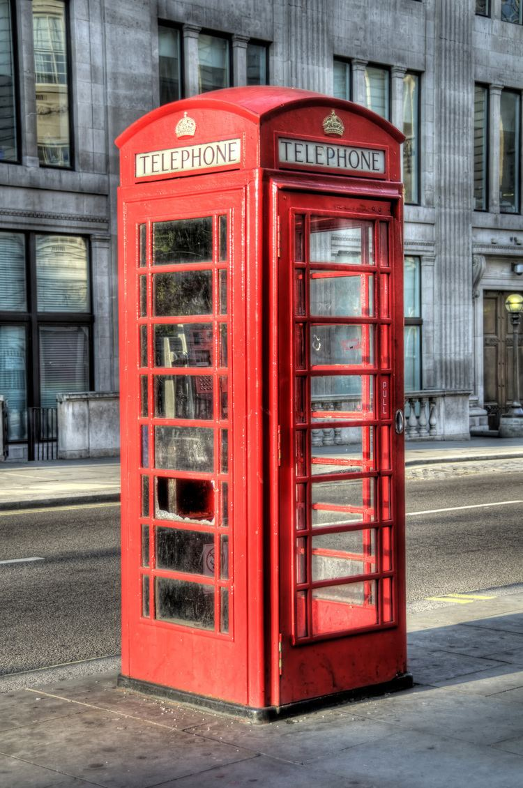 Telephone booth London England Telephone Booth HDR Places 2 Explore