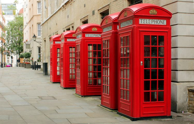 Telephone booth The UK39s famous red telephone booths are being transformed into tiny