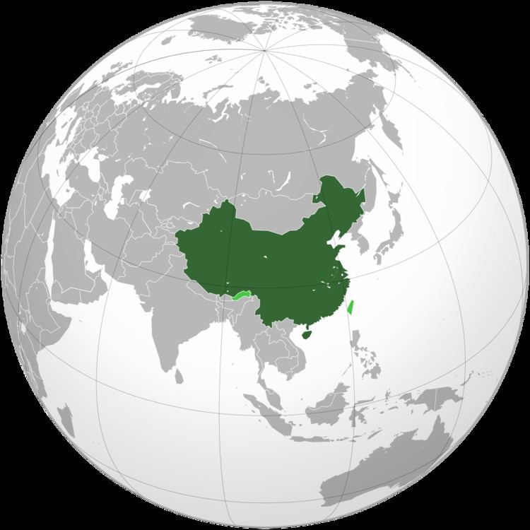 Telephone numbers in China