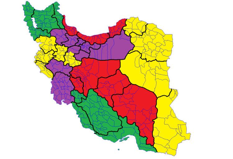 Telephone numbers in Iran