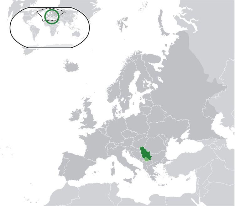 Telephone numbers in Serbia