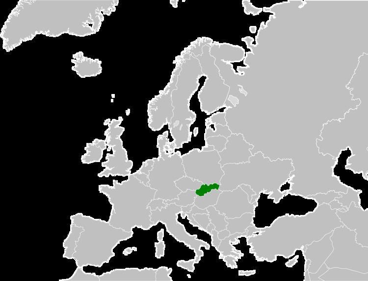 Telephone numbers in Slovakia