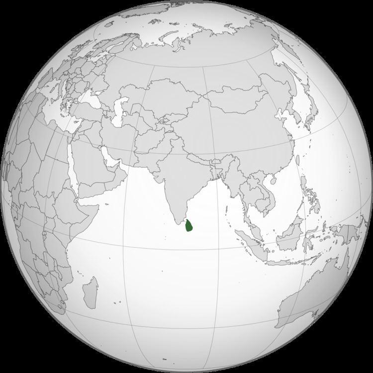 Telephone numbers in Sri Lanka