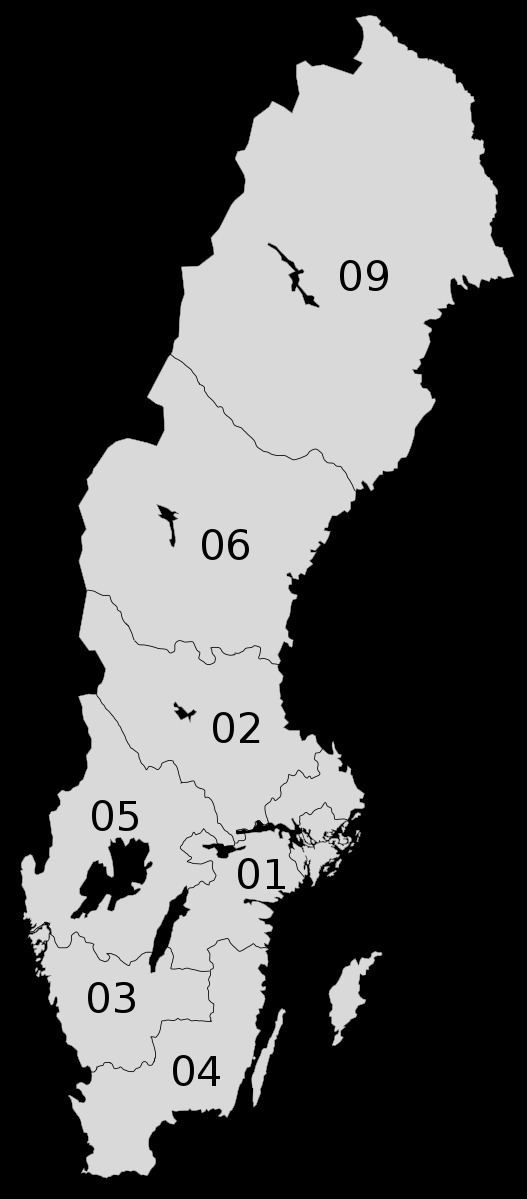 Telephone numbers in Sweden