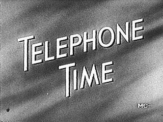 Telephone Time ctvabizUSAnthologyTelephoneTimetitlejpeg
