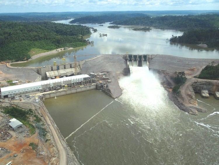 Teles Pires Dam wwwuhetelespirescombrsitewpcontentuploads2