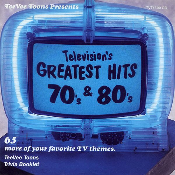 Television's Greatest Hits Various Television39s Greatest Hits 7039s amp 8039s at Discogs