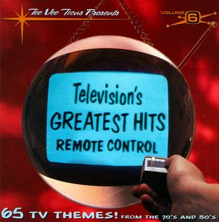 Television's Greatest Hits Television39s Greatest Hits Remote Control Wikipedia